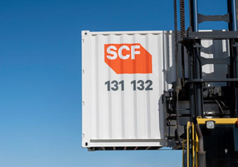 SCF Container Solutions - Shipping Containers for Sale & Hire Price List
