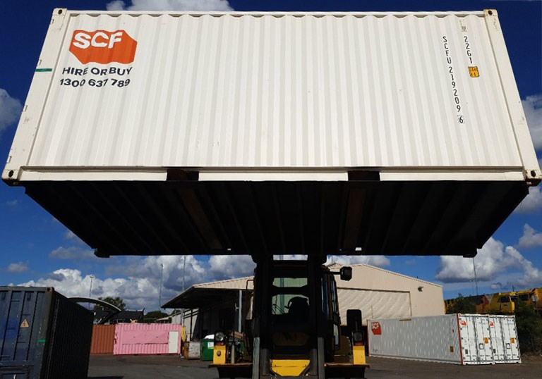 SCF Container Solutions - Should I Hire or Buy a Shipping Container?