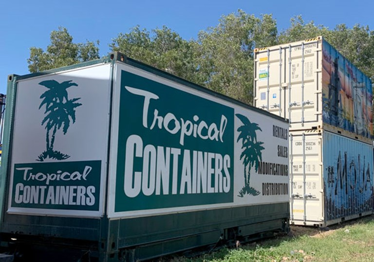 SCF Container Solutions - SCF Acquires Tropical Containers