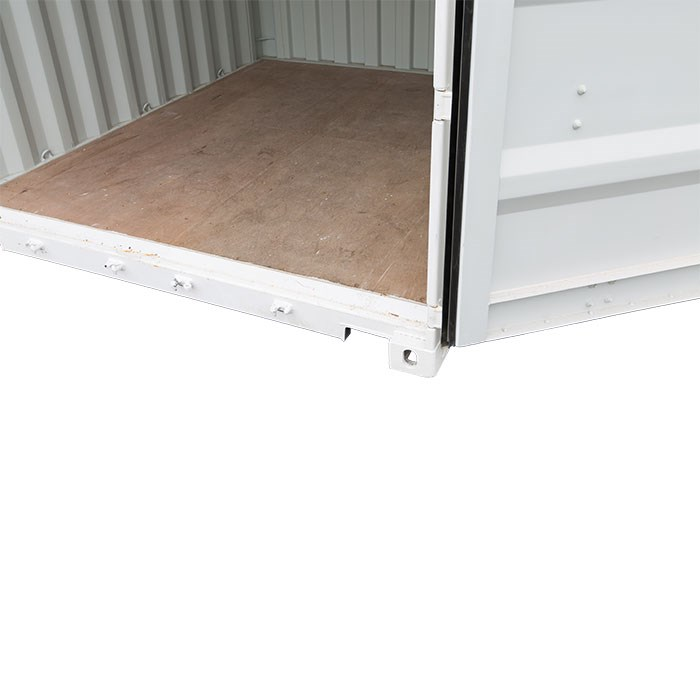 SCF 10ft Shipping Container | Floor
