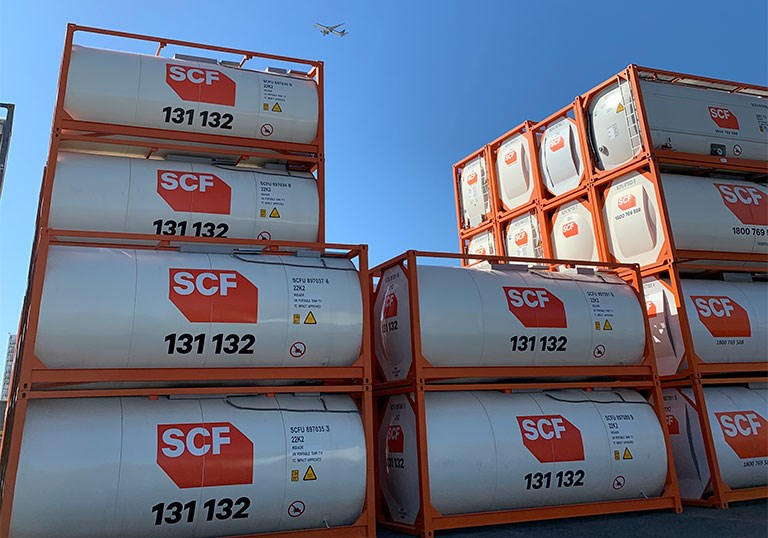 SCF Container Solutions - Take Advantage of New Tax Breaks