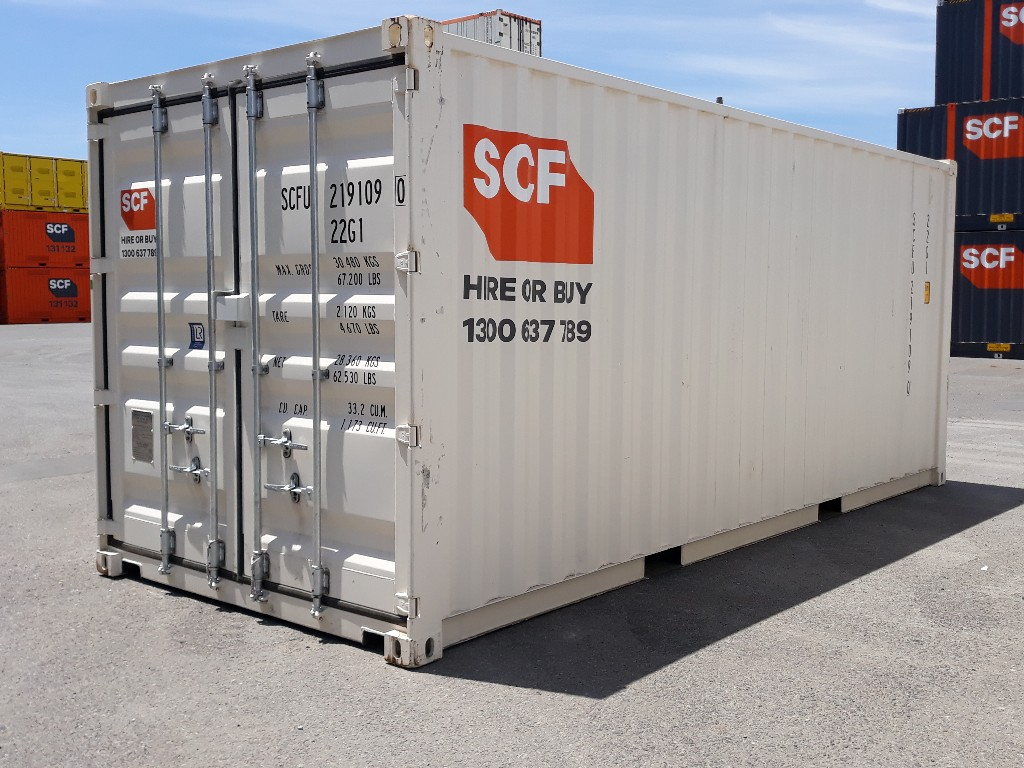 Shipping Containers Complete Buying Guide For 2020 Scf