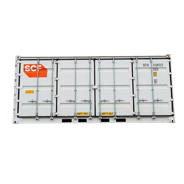SCF 20ft Single Side Door Shipping Container | Side Doors