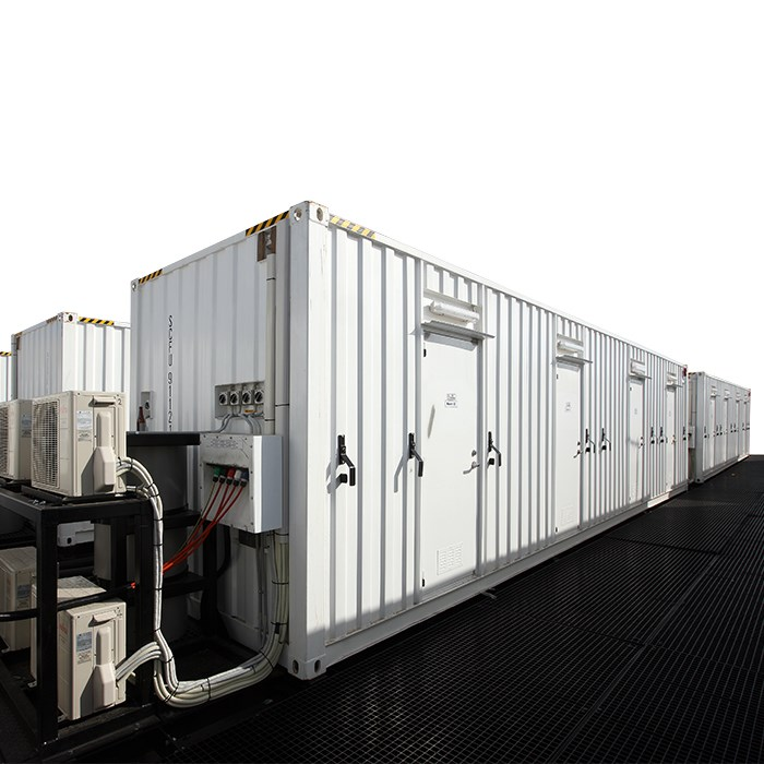 SCF Mobile Accommodation | With Power and Air Con