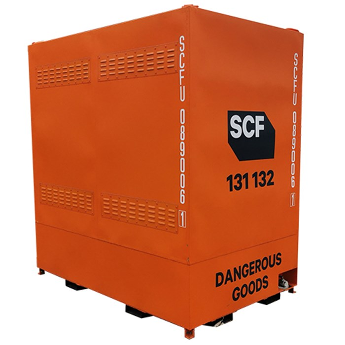 Chemical Storage Cupboard - SCF