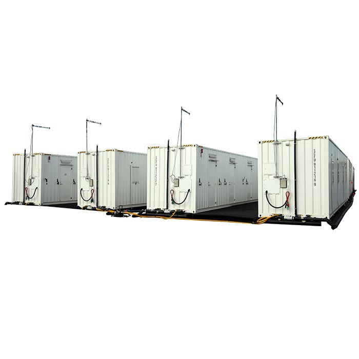 SCF Mobile Accommodation | 4 units