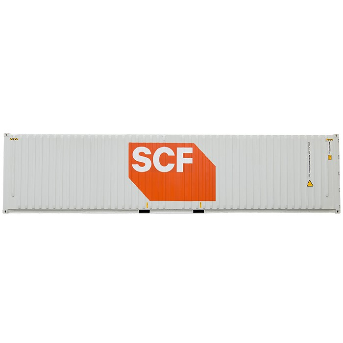 SCF 40ft Shipping Container | Side