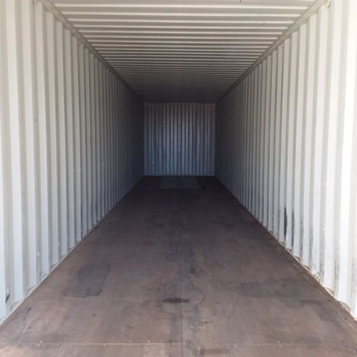 40ft Shipping Container - SCF
