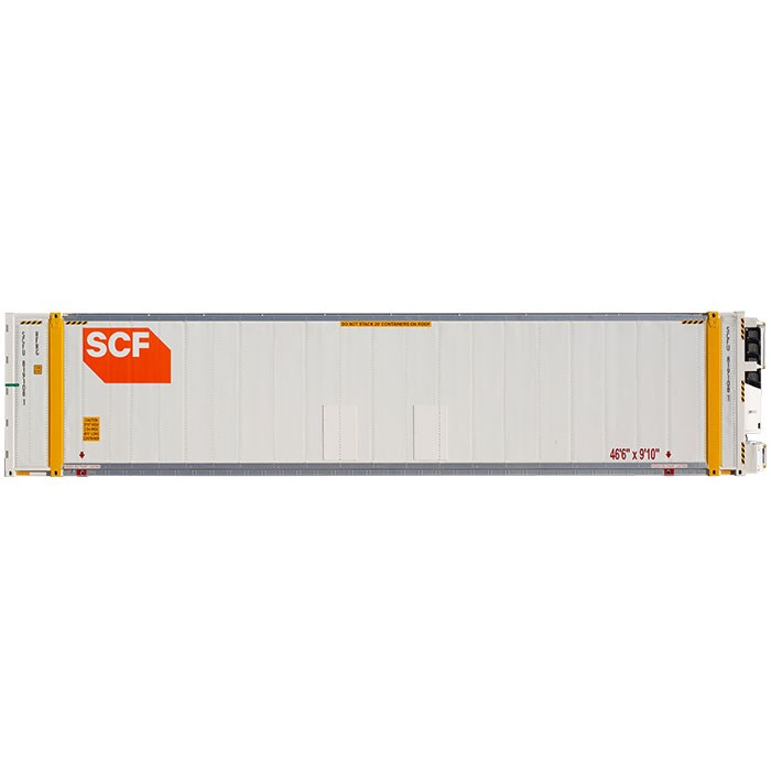 SCF 46ft Reefer | Side