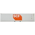 SCF 40ft Pallet Wide Container | Side