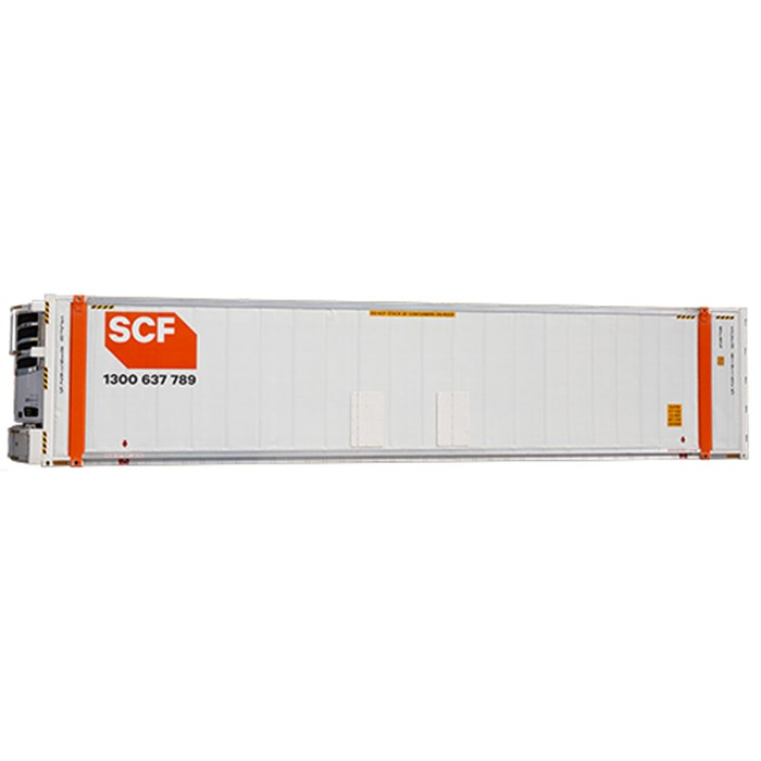 SCF 48ft Reefer | Side