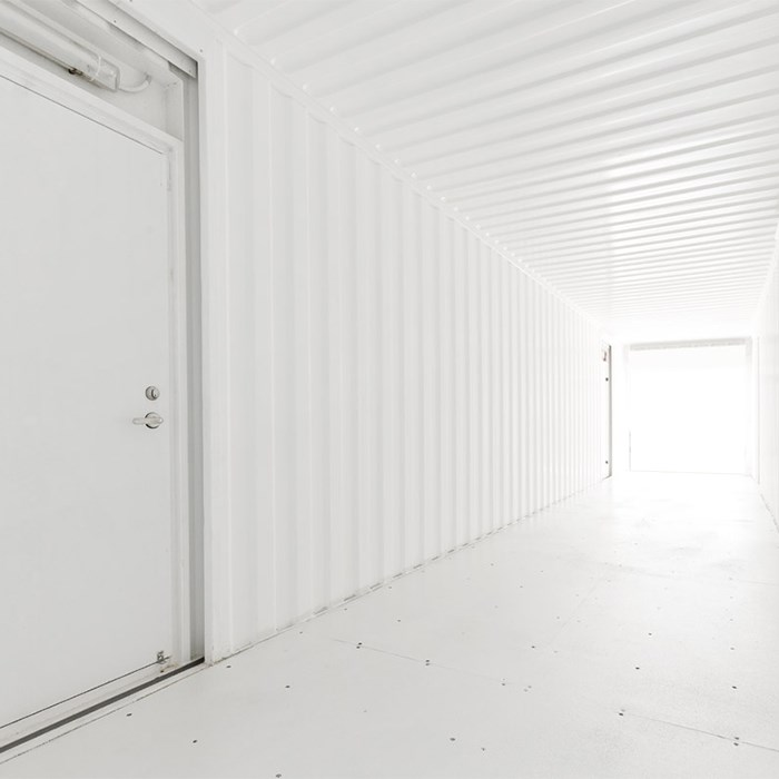 SCF Containerised Accommodation