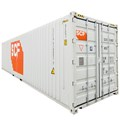 SCF 40ft Pallet Wide Container | Angle